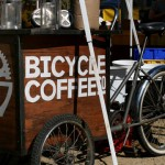 Eco-conscious Coffee Being Pedaled Around the Bay