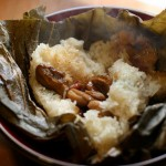How to Make Sticky Rice Chicken (Lo Mai Gai) in Lotus Leaves