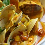 Adding a Saffron Twist to This Clam Recipe