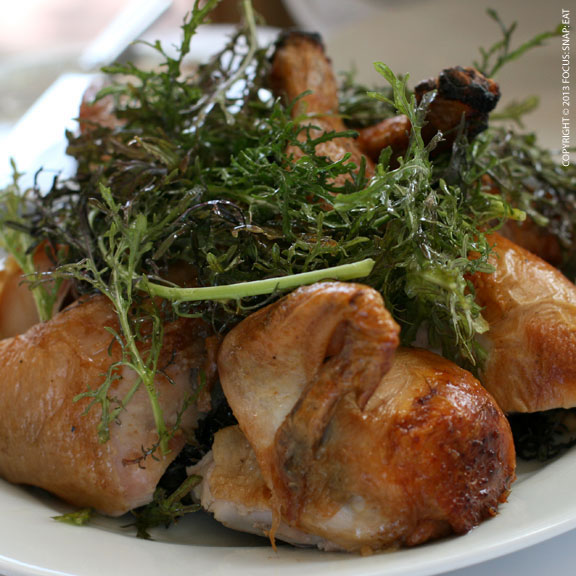 Zuni Cafe Classic: The Roasted Chicken | Focus:Snap:Eat