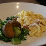 Review of Weekend Brunch at Nopa in San Francisco