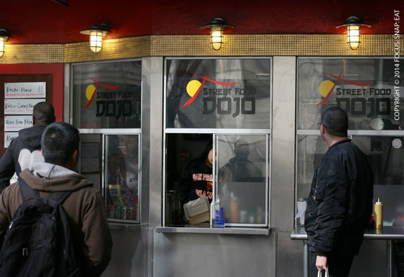 Street Food Dojo offers up Asian inspired lunch options