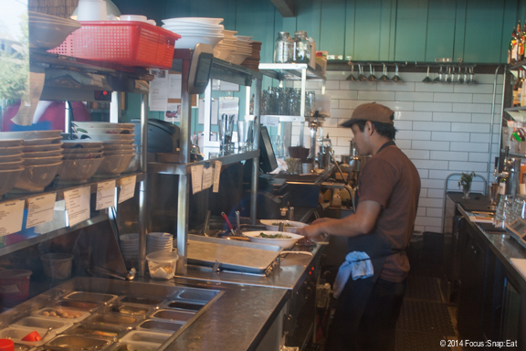 A Review Of Andy Ricker S Sen Yai Noodle Stand In Portland Focus Snap Eat