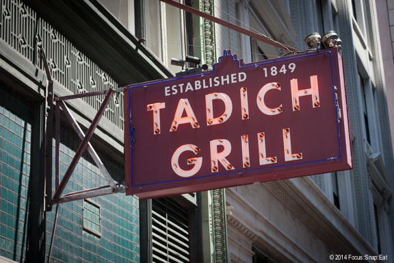 Some restaurants get tired and stale as they age, but not the classic Tadich Grill, which continues to impress with solid food and service.