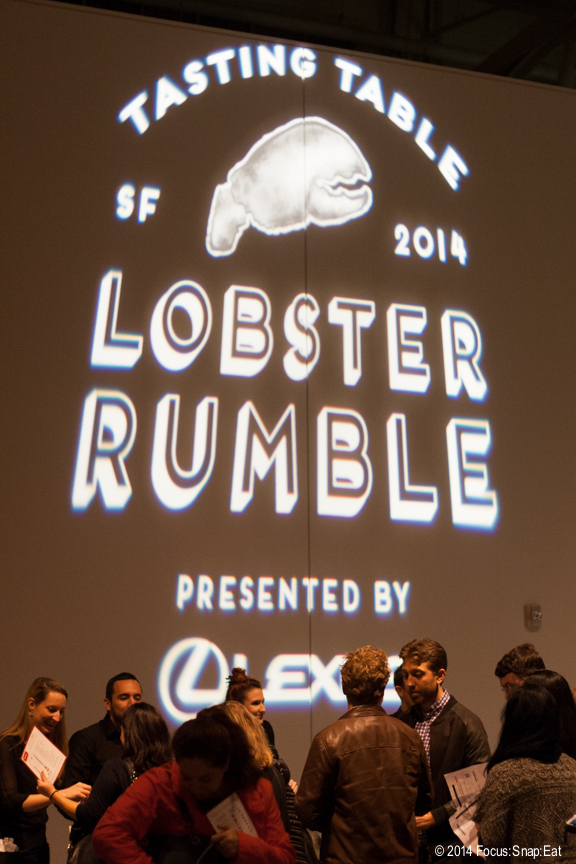 Tasting Table's Lobster Rumble arrives in San Francisco