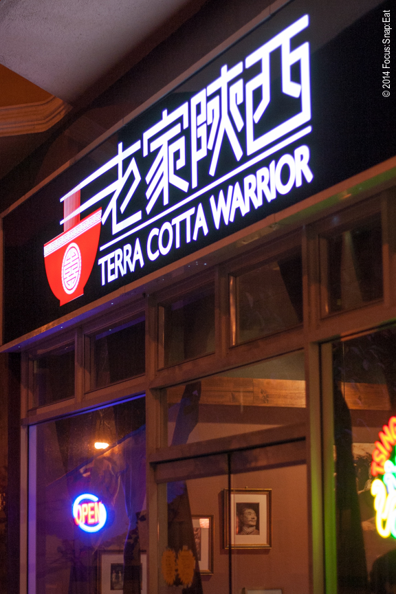 Terra Cotta Warrior is a small space and has been popular since it opened in the Outer Sunset earlier this year.