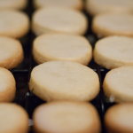 Cookie Time: Lemon Sables and Salted Caramel Chocolate Rounds
