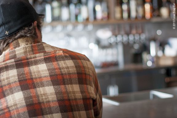 You can always spot someone wearing plaid.