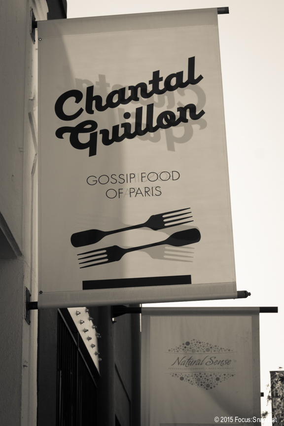 Chantal Guillon's newest location takes over a large space on Howard Street in SOMA.
