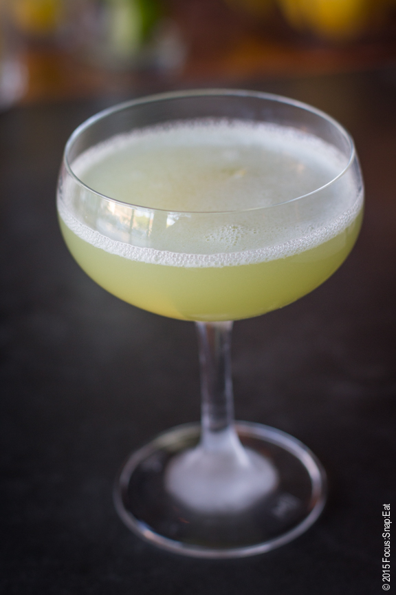 The refreshing White Stag ($11)