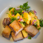 More Pork Belly with Peach Salsa Recipe