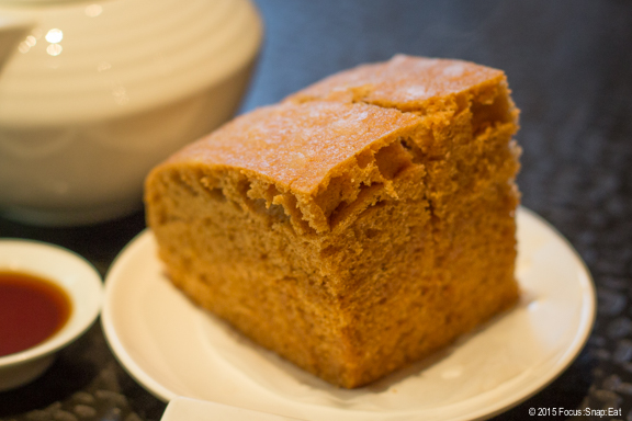 Nostalgic Malay sponge cake ($4.88), was one of my favorite things growing up, but this version had a darker molasses flavor than the lighter sponge cakes I grew up with.