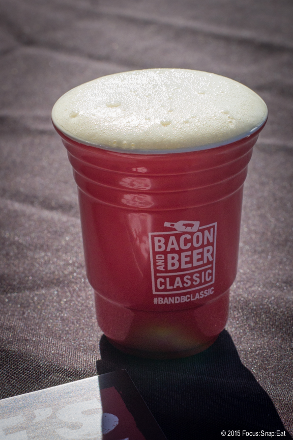 Bacon and Beer Classic
