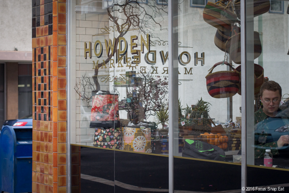 The five-day-old Howden Market hopes to cater to nearby office workers.