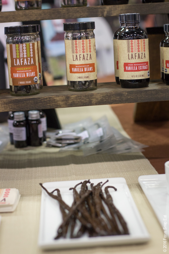 Vanilla beans from Madagascar and extract are sold by Lafaza, which is based in Oakland.