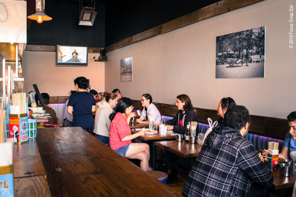 Imm Thai on University Avenue seems popular with the college crowd and Berkeley residents.