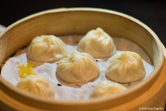 pork and crab xiao long bao via Focus:Snap:Eat blog