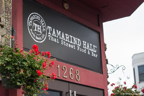 Tamarind Hall provides a Thai alternative to all the Italian spots in San Francisco's North Beach.