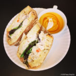 Review of the Sandwich Program at Firebrand Artisan Breads in Oakland
