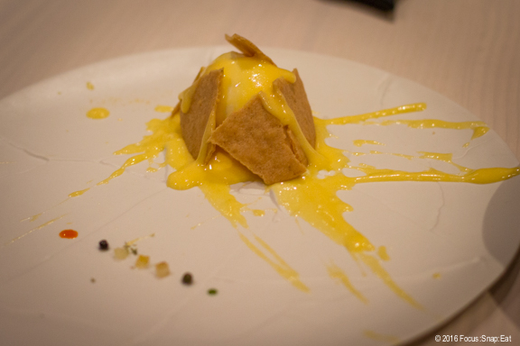 """Oops I Dropped the Lemon Tart"" ($16)"