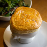 Warming Up with My Bourbon Beef Cheeks Pot Pie Recipe