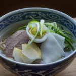 Staying Cool with Korean Cold Noodles or Mul-naengmyeon