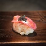 A Review: California Riffs on Sushi at the New Robin in San Francisco