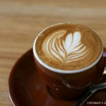 Stepping Into Blue Bottle Coffee Café in San Francisco's Mint Plaza
