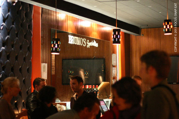 The Choke dinner took place at the special event space, formerly known as Bruno's in San Francisco's Mission District.