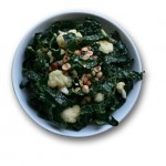 Try My Kale Salad with Roasted Cauliflower Recipe