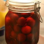 Pickling Late Season Cherries Recipe