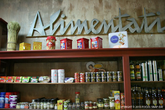 """They're serious about the """"more"""" in Gourmet & More with the various items you find."""