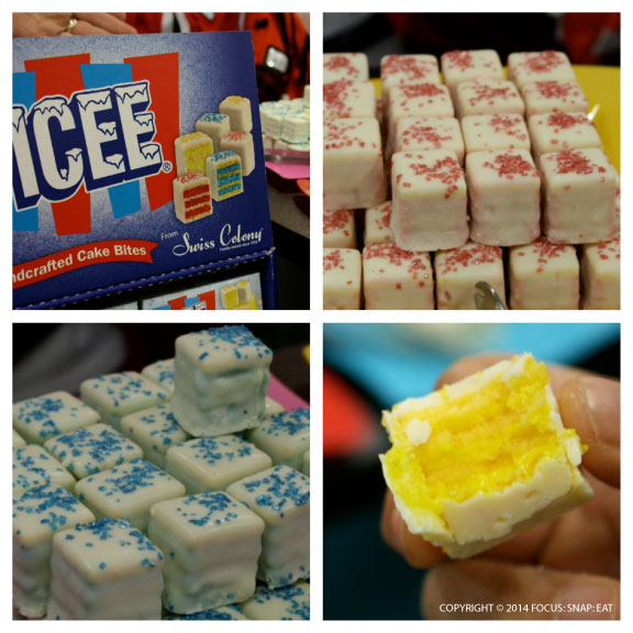 Several companies partnered with famous brands, such as Smart Cool who created a candy based on popular children brand Icee.