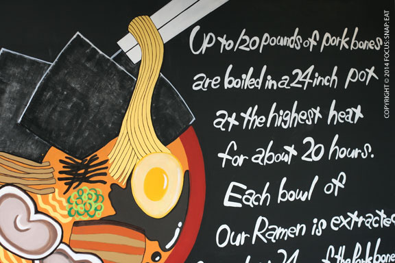Ramen Yamadaya has a focused approach to ramen, and brings a flavorful bowl right to Japantown.