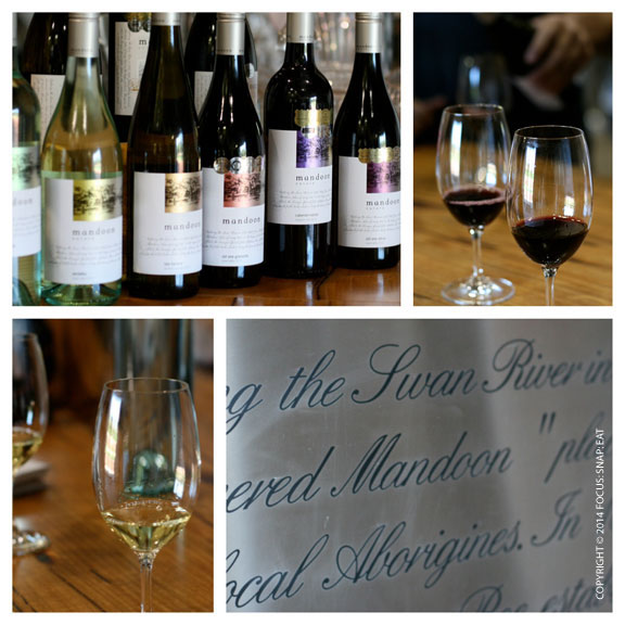 Mandoon Estate has won several awards for its wine