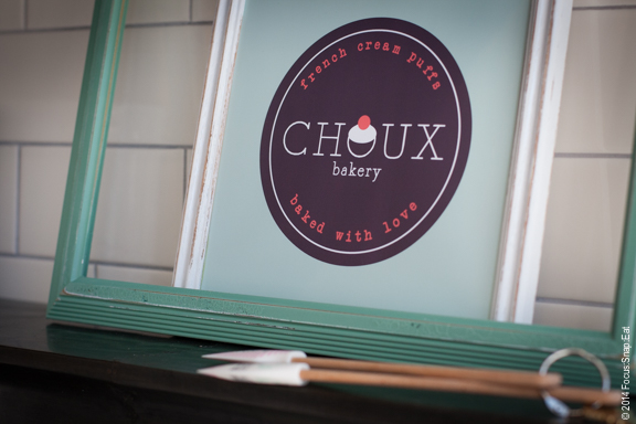 Choux is a new French cream puff shop in San Francisco.