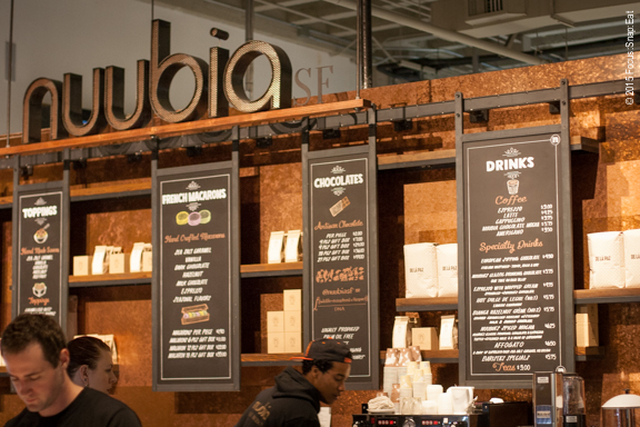 Some new names include Nuubia, an artisan chocolatier