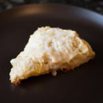 Making Scones for the First Time with Meyer Lemon and Ginger Recipe + Video Demo