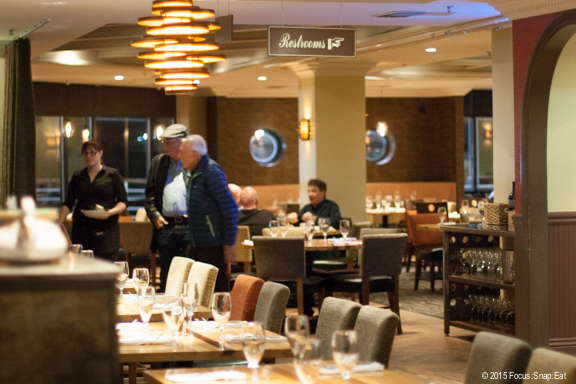 Lungomare opened two years ago in the old Miss Pearl's space at Jack London Square.