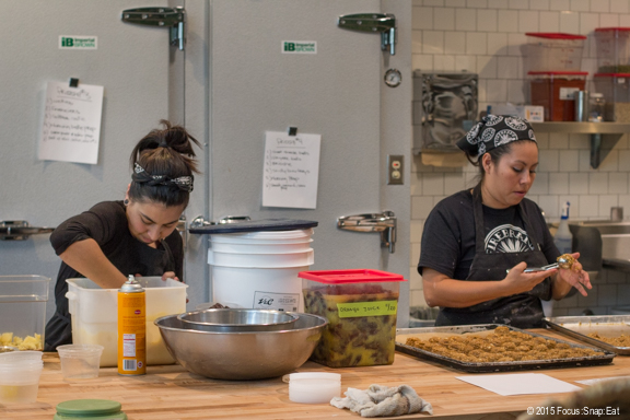 Firebrand pastry workers
