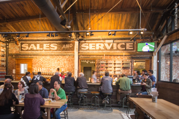 A Review Of Drake's Dealership Restaurant And Beer Garden