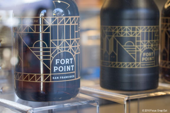 Fort Point Beer Co. is a small San Francisco brew.