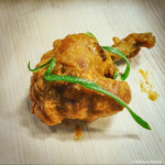 Chef Chat with Marc Forgione + Chili Lobster Wings Recipe