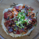 Poke Time! My Ahi-Salmon Poke Bowl Recipe