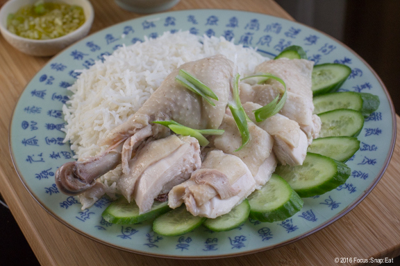 Going Chicken Crazy With My Hainanese Chicken Rice Recipe Focus