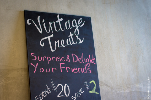 Stateside Bakery sells nostalgic treats along with a variety of cupcakes.