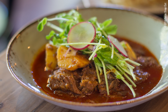 Beef cheek curry at Teni East Kitchen via Focus:Snap:Eat blog